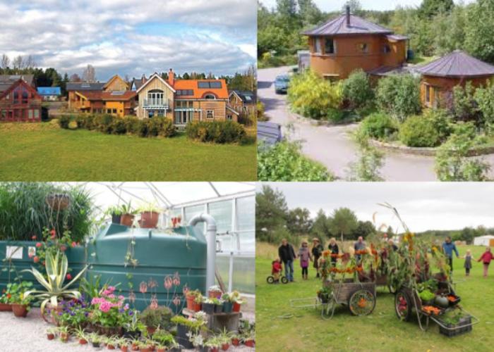 Fundación Findhorn- Ecovilla, Escocia