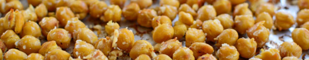 garbanzos snack saludable