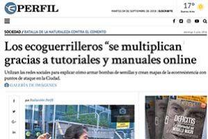 Diario Perfil - Julio 2016