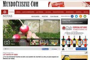 Mundo Cuisine - Octubre 2014