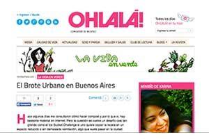 Revista Oh LaLá Online - Agosto 2014