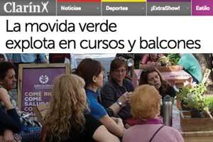 Diario Clarín - Noviembre 2016