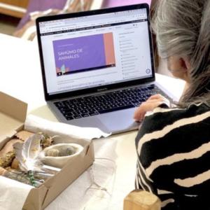 Edición limitada: Curso online + Box de Sahúmo Ancestral