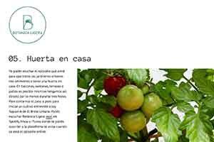 Botánica Ligera Podcast - Febrero 2019
